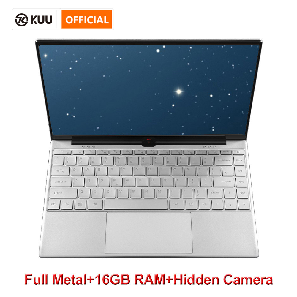 14.1 Inch Metal Shell 16GB RAM M.2 SSD Laptop Intel 3867U Private Camera Notebook Dual Band WiFi BT Narrow Bezel for office game(China)