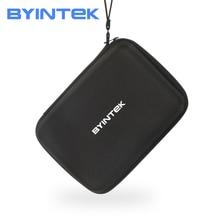 BYINTEK бренд проектор портативный жесткий чехол для хранения дорожная сумка для UFO P12 P10 P9 R7(проектор в комплект не входит