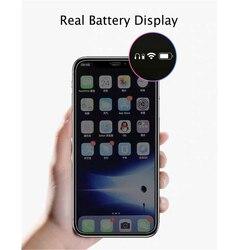 1:1 rozmiar słuchawki douszne GPS redukcja szumów tryb przezroczystości Smart Touch bezprzewodowe słuchawki MX Pro tws airpording 3 zestawy słuchawkowe bluetooth 6
