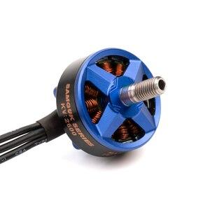 Image 4 - 4 шт./лот, серия DYS Samguk wei, бесщеточный мотор Wei 2207 2300KV/2600KV 3 4s для мультироторного квадрокоптера FPV