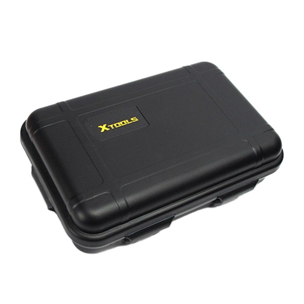 Edc инструмент открытый набор выживания противоударный анти-давление водонепроницаемый ящик герметичный ящик для хранения дикого