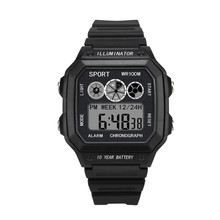 Military Men Watches Men LED Digital Watches Men Sports Watches Multifunction Electronic Watches Relogio Masculino montre homme все цены