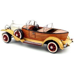 Image 2 - Antieke klassieke Britse auto model retro vintage smeedijzeren metalen ambachten voor thuis/pub/cafe decoratie of verjaardagscadeau