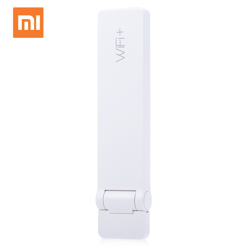 Original XiaoMi Mi WiFi Amplifier Extender 300Mbps Amplificador Wireless WiFi For Mi Router English Version