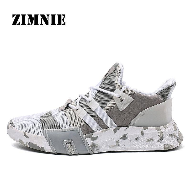 ZIMNIE New Breathable Running Shoes For Men Outdoor Sport Men Sneakers Mens Shoes Walking Jogging Shoes Zapatos De Hombre