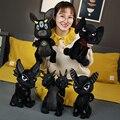 8 видов черного сглаза, единорог, набивная двойная голова, дракон, демон, волк, красный глаз, слон, фея, Аниме игра, кукла, подарок