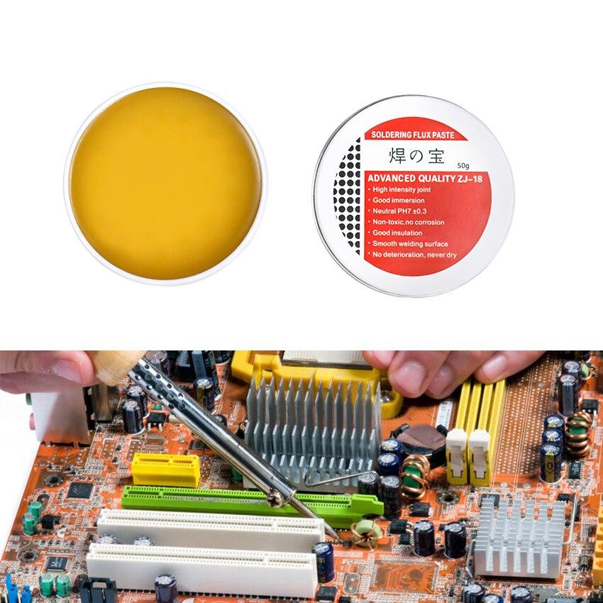 Professional Soldering Solder Flux Paste Welding Fluxes Solder Paste Solder Rosin For PCB/BGA/PGA/SMD Free Shipping