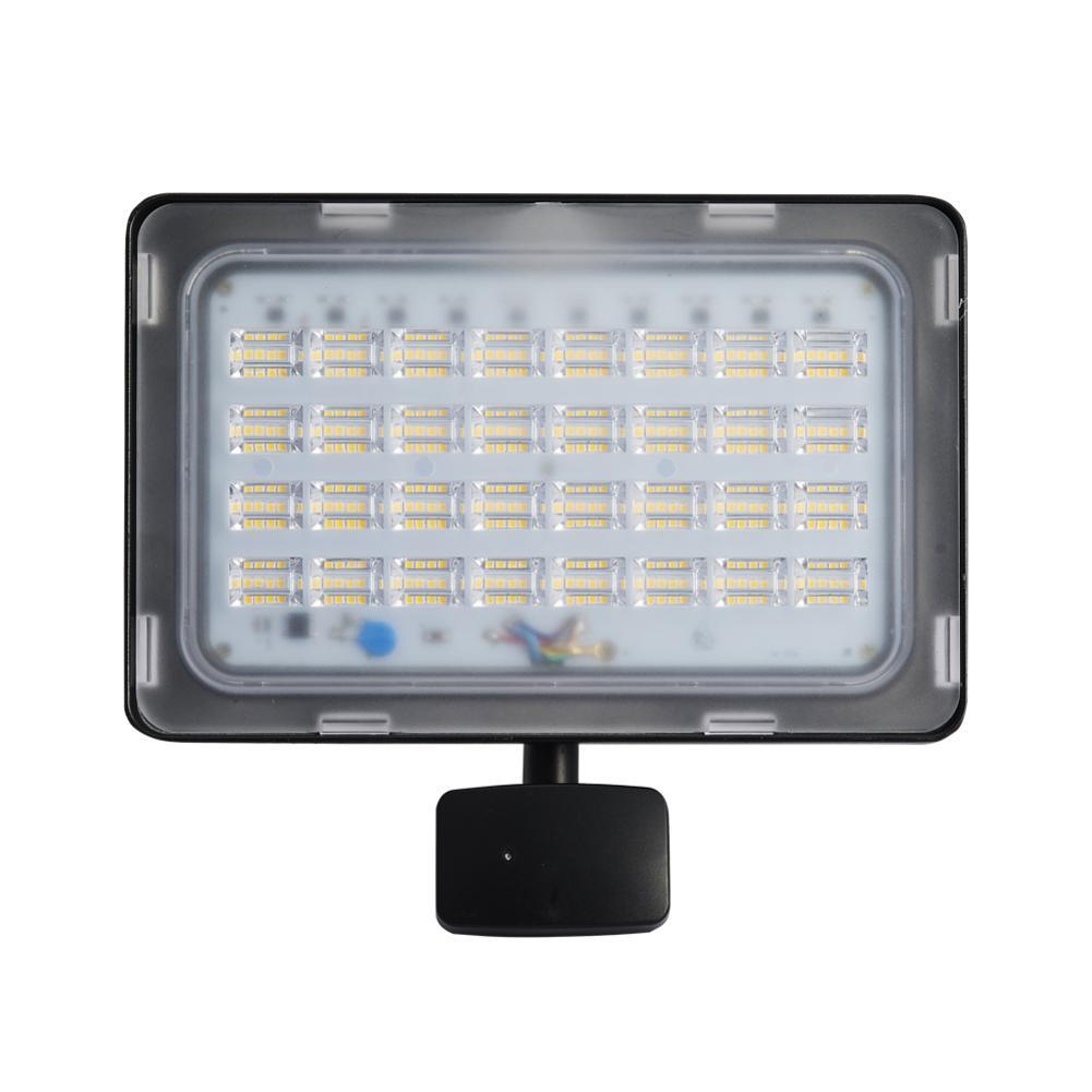 100W LED Flood Light With Motion Sensor AC110V 220V LED Floodlight IP66 Waterproof Outdoor Spotlight Garden ZFG0008