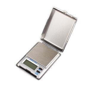 Electronic Jewelry Scale High Precision Pocket Scale 500g/0.1 carat Gold Jewelry Scale DS-18(China)