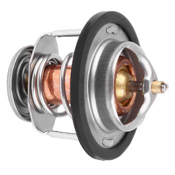 Brand New Aftermarket termostat płynu chłodzącego silnika wysoka niezawodność i wydajność pasuje do Toyota Corolla 1984-1996 90916-03046 tanie i dobre opinie As picture shown Rubber and iron Approx 90g 3 2oz