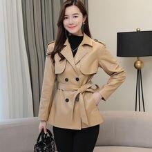 Женская куртка из натуральной овечьей кожи r42 2020