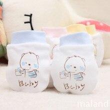 Прямая поставка; 2 пары; милые варежки с рисунком для маленьких мальчиков и девочек; мягкие варежки для новорожденных; Abbigliamento e forniture per bambini