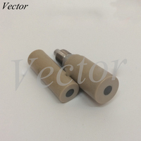 RDE rotating disk electrode (glassy carbon, gold, platinum) /PTFE/PEEK shell