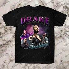 Drake camisa hip hop camisa rap vintage 90 s retro 90 camisa
