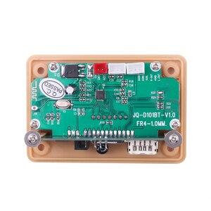 Image 5 - Kebidu 5V כדי 12V אלחוטי Bluetooth 5.0 MP3 מפענח לוח מודול AC6926 שבבים FM רדיו מודול MP3 FLAC WMA WAV עבור לרכב