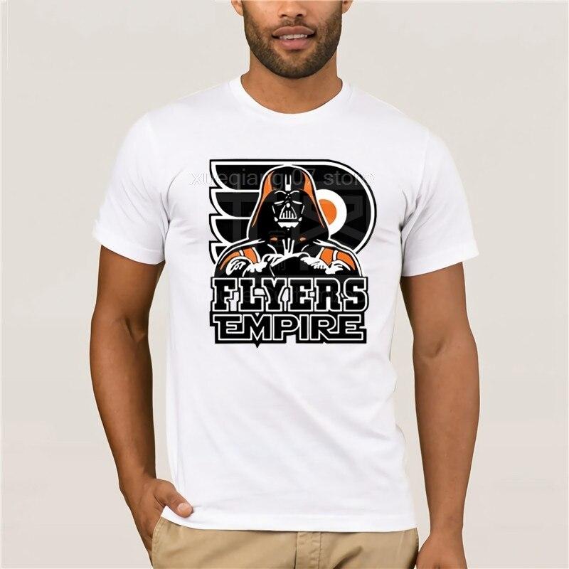 New Flyers Empire T-shirt Darth Vader Philadelphia T Shirt T Shirt