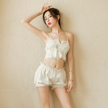8289 Erotic Costumes Suit Set Sexy Short Lingerie Lace for Adults Woman Femme sex Bdsm babydoll Hot Porn Product goods Toy Hom