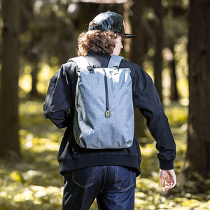 Image 5 - NINETYGO 90FUN حقائب لأوقات الترفيه 14 بوصة حقيبة لابتوب الرياضة في الهواء الطلق Daypack خفيفة الوزن مقاوم للماء الرجال النساء حقائب سعة كبيرة