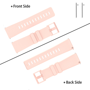 Image 3 - Duszake Band For Fitbit Versa/ Versa Lite/ Versa 2 Silicone Adjustable Replacement Classic Fitness Strap For Fitbit Versa 2 Band