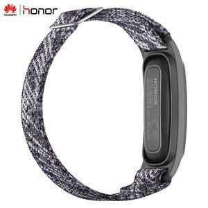 Image 5 - Смарт браслет Huawei Honor Band 5 с пульсометром и металлическим ремешком
