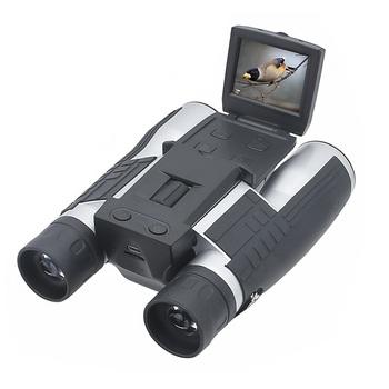 Lornetka HD 500MP lornetka 12 #215 32 1080P lornetka wideo 2 0 #8222 wyświetlacz LCD optyczny teleskop zewnętrzny USB2 0 na PC tanie i dobre opinie WALLY SKY 32mm 12mm 96m 1000m CN (pochodzenie) LORNETKI MG-FS608 CENTRAL Digital Camera Binoculars 3 8mm 5M(2592*1944) 1080FHD 1920*1080