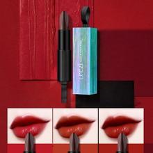 Leezi/Zili Aurora Party Lipstick Matte Multi-Color Long Lasting Moisturizing Non-stick Cup Elegant Modern Lip Color dfdf