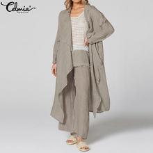 Винтажное женское кимоно 5xl celmia повседневные блузки с длинным