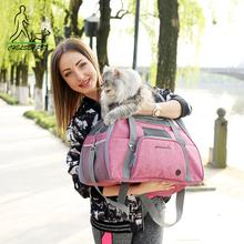 Pet Backpack Messenger Carrier Bags Cat Dog Carrier Outgoing Travel Packets Breathable Pet Handbag Yorkie Chihuahua dannykarl portable pet bag dog carrier bags black orange cat carrier outgoing travel breathable 2019 handbag dog out portable