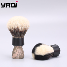 Yaqi Two -in - one Knots Shaving Brush With Synthetic Knot And Two Band Knot стоимость