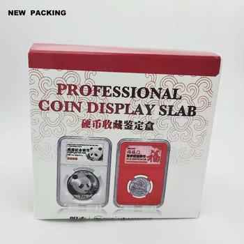 10 sztuk 9 5mm ~ 26 5mm mała etykieta PCCB identyfikacja monety DISPLY płyty płyty biały kolor monety płyty płyty tanie i dobre opinie CN (pochodzenie) AKRYLOWE