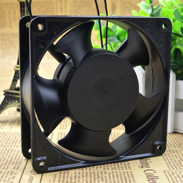 Original ADDA Fan AA1282HB-AT/AA1282HB-AW 1238 AC220V Cooling Fan