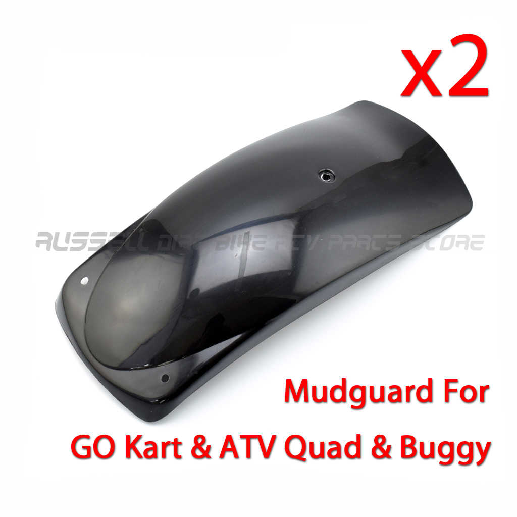 ATV Go Kart Buggy Front Mud Guard Cover Fender 150cc 250cc PIT Quad Dirt Bike