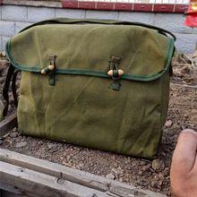 Винтажная сумка на плечо 90 лет, военная сумка, холщовый рюкзак, рюкзак