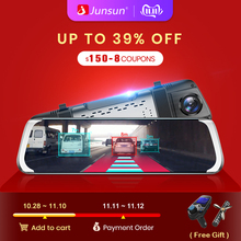 Junsun Camera Mirror Video-Recorder Car Dvr Dash-Cam ADAS Wifi A930 Android 1920x1080