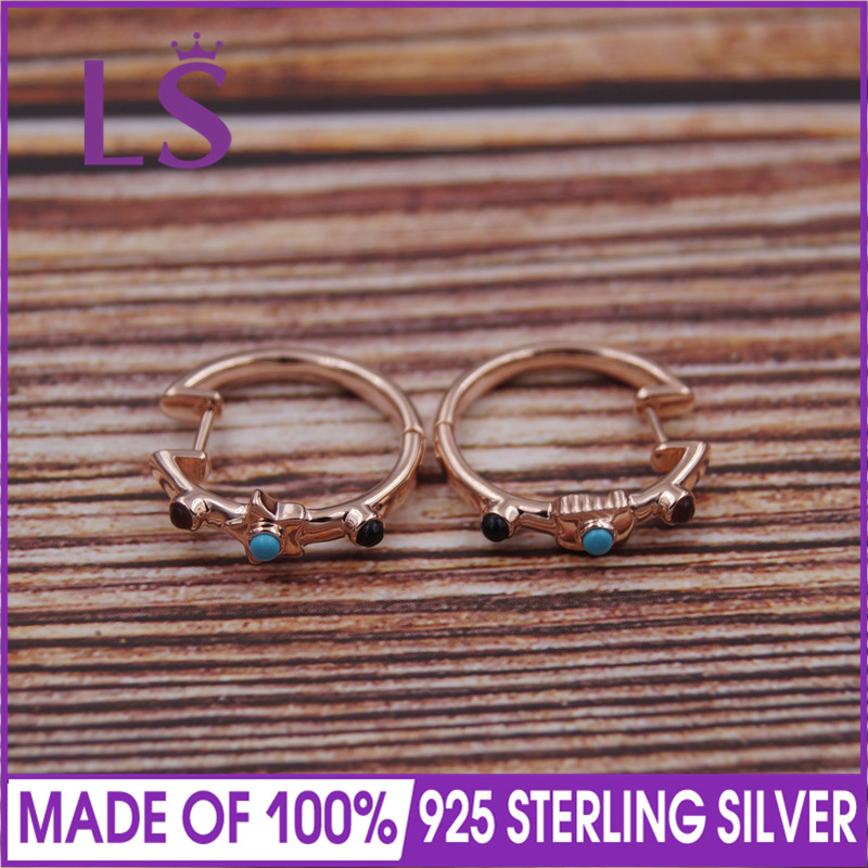 High Quality Brand Animal Stud Earring For Women pendientes plata de ley 925 mujer