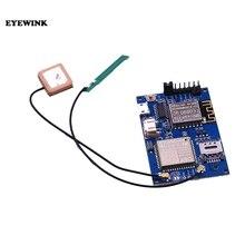 ESP8266 ESP 12S A9G Quad band GSM GPRS + GPS IOT Knooppunt V1.0 Module IOT Development Board WiFi + Cellular + GPS 850/900/1800/1900MHz