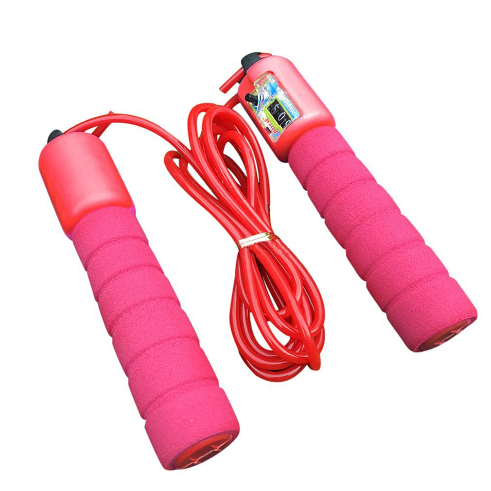 personal health care Fitness Exercise Fast Speed Counting Jump Rope lose weight healthy care slimming body dropshipping image