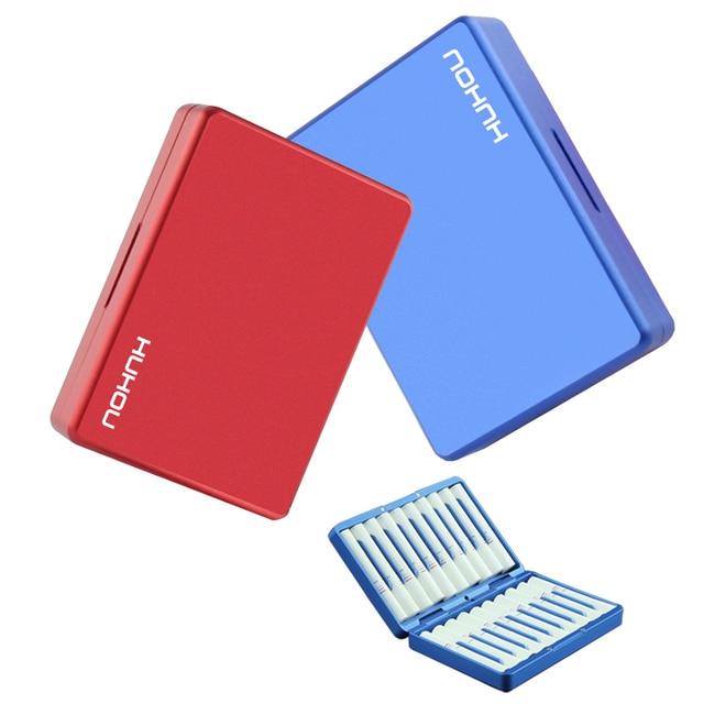 Коробка для хранения электронных сигарет, коробка для картриджей iqos, упаковка 20 пачек для iqos 2,4/3,0/3,0 multi