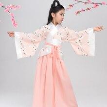Весенне-летняя детская одежда из шифона для дня рождения, Fantasia Carnaval Infantil костюмы для девочек от 4 до 13 лет