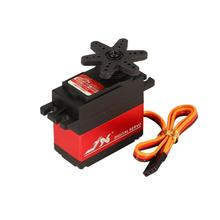 JX PDI 6221MG 20KG 4.8V-6V Large Torque 360 Degree Digital Servo For 1/10 1/8 RC Car Boat Spare Parts Accessories