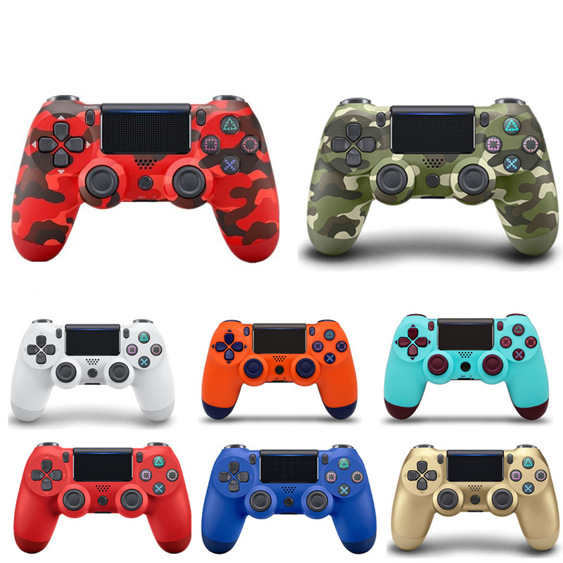Bluetooth Wireless gamepad For Sony PS4 Controller Fit For Playstation4 Console For Playstation Dual shock 4 Joystick For PS3 title=