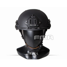 Fma hot Cp Two-in-one Helmet Protect Type Tactical military men Army Airsoft Outdoor Sport (bk) Tb391-l