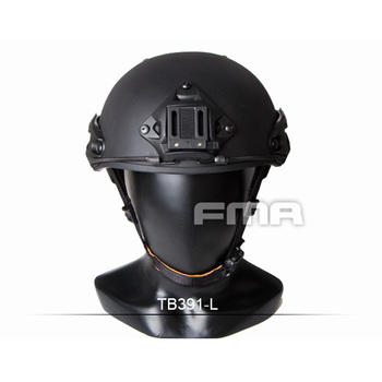 Fma hot Cp Two-in-one Helmet Protect Type Helmet Tactical military men Army Airsoft Outdoor Sport Helmet (bk) Tb391-l