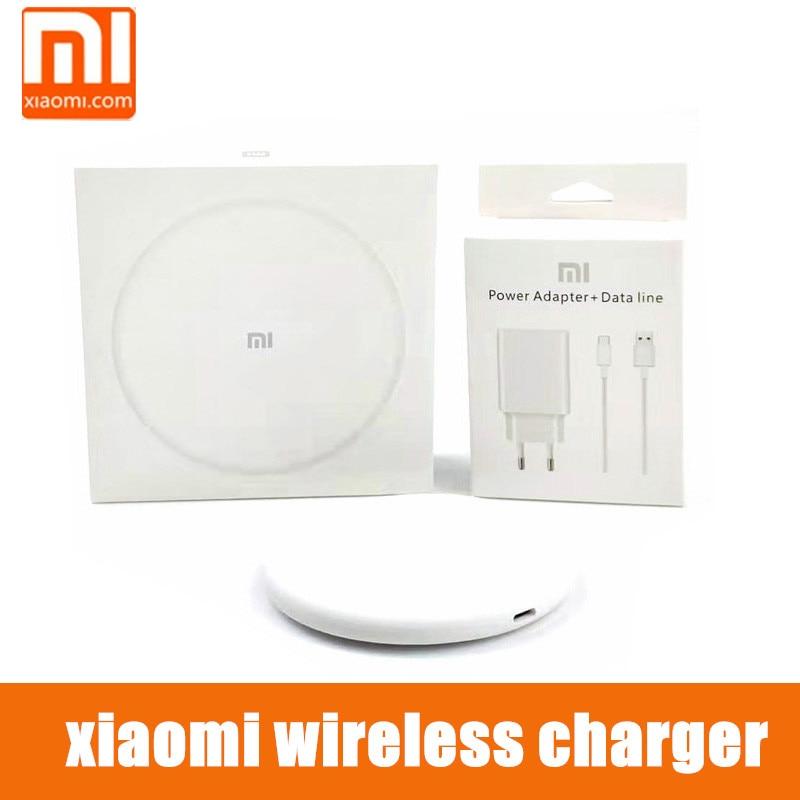 Xiaomi Wireless-Charger Qi Mix Samsung iPhone Xs To 2S 18W 10W for XR Xs-Max Mi9-Mix
