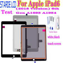 Digitizer Touch-Panel iPad6 Apple A1893 for A1954 Front-Glass 6th Gen Original