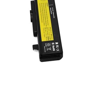Image 5 - Golooloo 6500mAh Da Bateria Do Portátil Para Lenovo ThinkPad Edge l11s6y01 E430C E435 E535 E530C Y580M Y580N Y580P V480C G500 V480S V480U