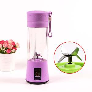 Cup-Fruit Mini Juicer Usb-Charging-Juice Portable Multi-Function Professional Mixing-Cup