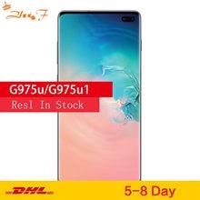 Samsung Galaxy S10 + g975u G975U1 S10 Plus Unlocked128GB Handy Snapdragon 855 Octa Core 6.4
