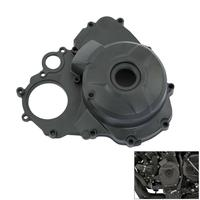 Motorcycle Black Left Stator Magneto Engine Crankcase Cover For Yamaha FJ09 FZ09 MT09