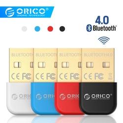 ORICO беспроводной usb-адаптер Bluetooth 4,0 Bluetooth ключ aptX музыкальный звуковой приемник адаптер Bluetooth передатчик для компьютера